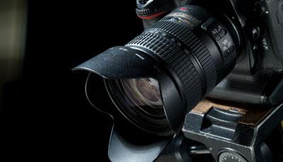 写真スタジオの設備写真